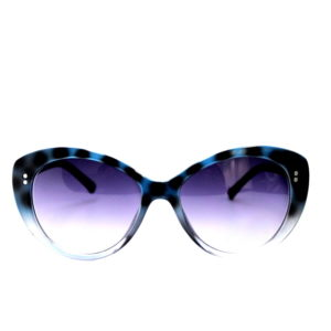 Blue Leopard Sunglasses-0