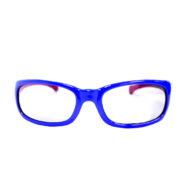 Blue And Fuschia Sunglasses-1218