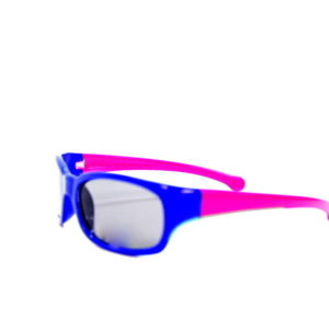 Blue And Fuschia Sunglasses-0