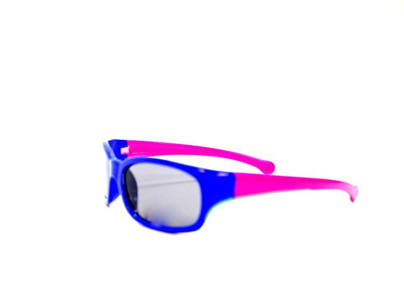 Blue And Fuschia Sunglasses-0