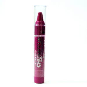 L.A Colors Chunky Lip Pencil- Wine-0