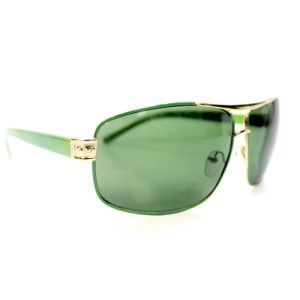 Green Slim Sunglasses-0