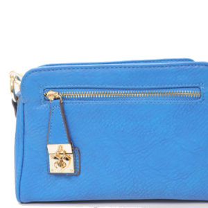Blue Hand Bag -0
