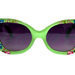 Girls Green Sunglasses-0