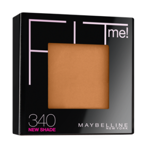 Maybelline Fit Me Pressed Powder (340 Cappuccino Deep)-0