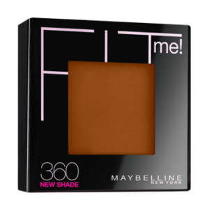 Maybelline Fit Me Pressed Powder (360 Mocha Deep)-0