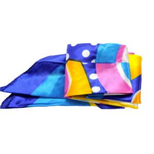 Multicolor All Around Scarf-0