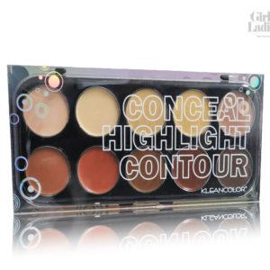 Klean Color Conceal Highlight Contour -0